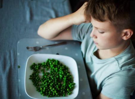 Pourquoi il ne faut jamais forcer un enfant à finir son assiette