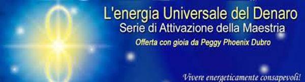 Attivazioni all'Energia Universale del Denaro di Peggy Dubro - L'Alchimista - Antonella Favaro