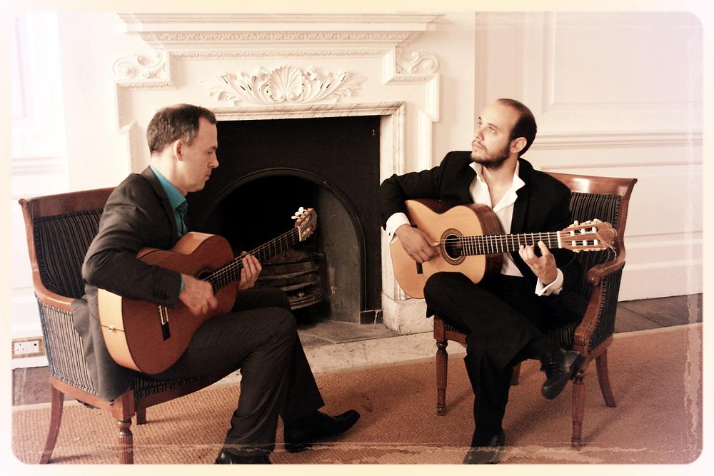 Flamenco Guitar Duo Uk - Flamenco guitarist uk