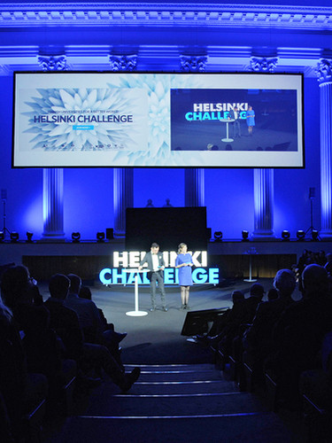 Helsinki Challenge 2018
