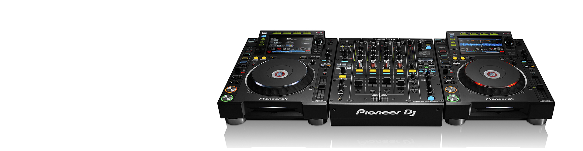Pioneer NXS2 set
