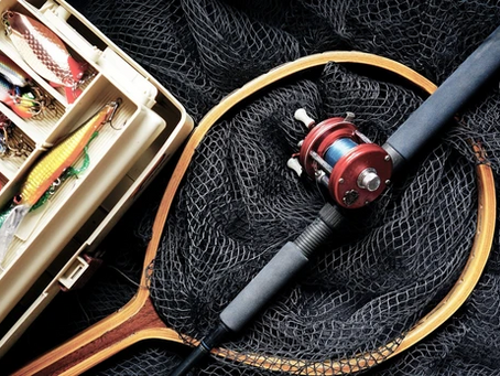 What equipments you would need as a new fisherman