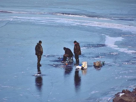 An Introduction to Ice Fishing
