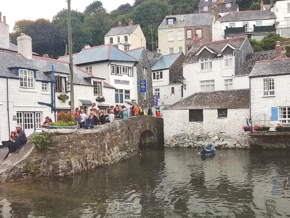 the House on the props , polperro
