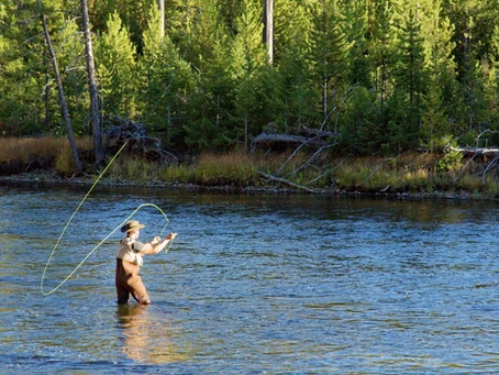 The Must-Have Fly Fishing Equipment