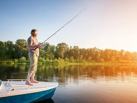 Top 5 locations to go fishing in the UK