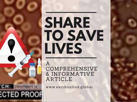 Vaccines + Graphene Oxide = Anti-Life