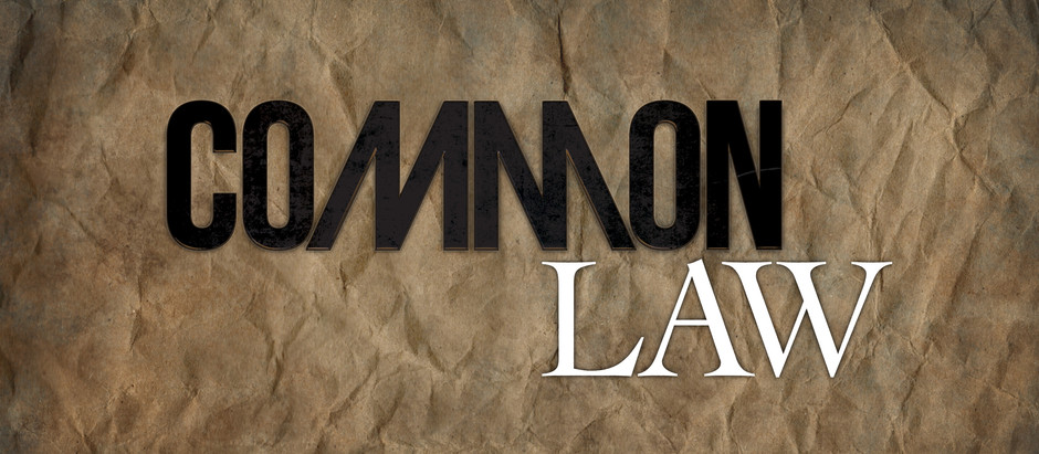 Common Law Introduction