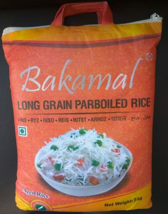 basmati parboiled Long grain