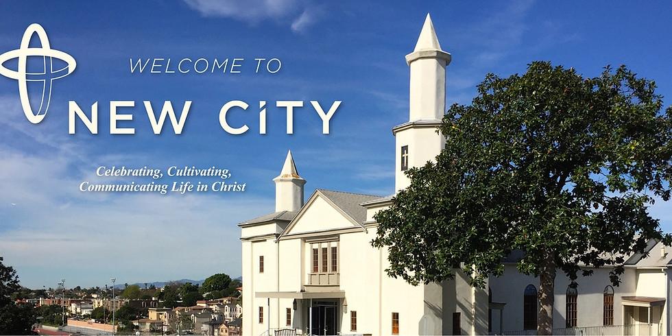 Oct 6-13 New City Church