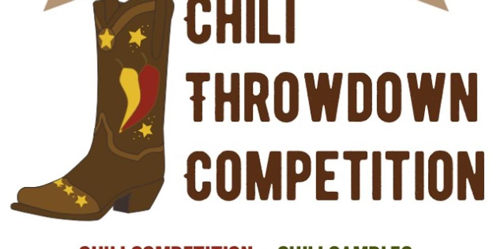 Chili Throwdown!