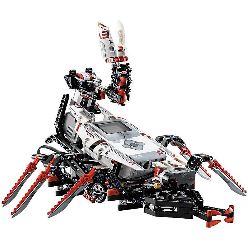 LEGO® Summer Robot Challenge 2018