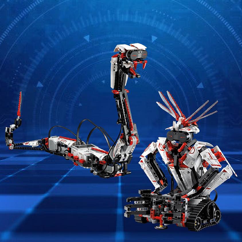 LEGO® Summer Robot Challenge 2019