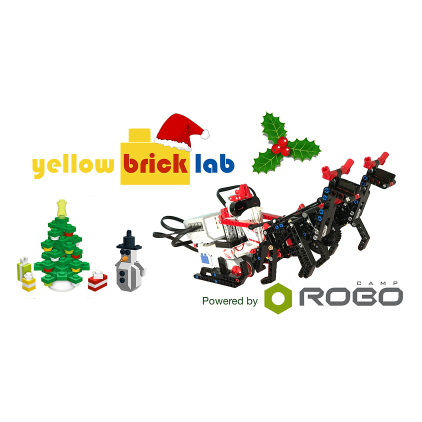 Yellow Brick Lab Christmas Special Family Event