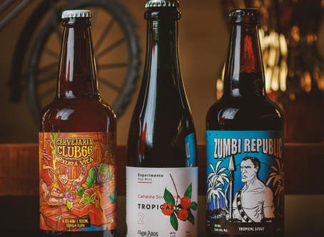 Cervejas para degustar em casa