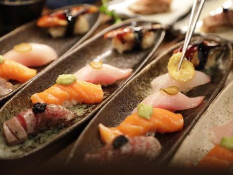 Columbia Business School Tasting Event At Ikebana - Zen