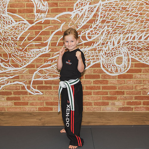 Kickboxing Trousers - Children