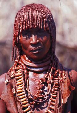 オモ川流域の民族文化 OMO River