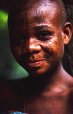 Pygmy DPR Congo