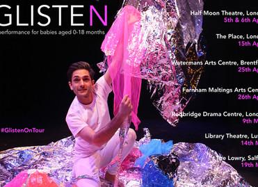GLISTEN - Easter Tour