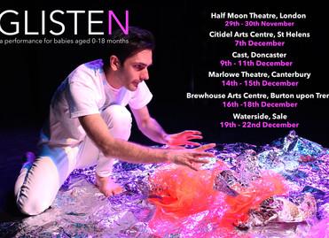 GLISTEN - Christmas Tour