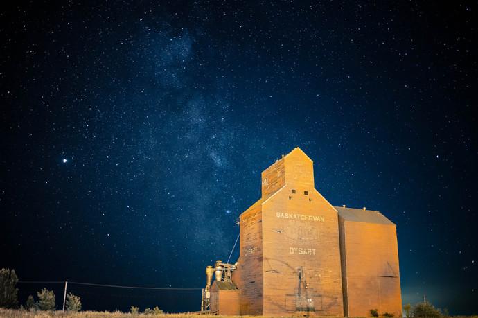 Milky Way In Dysart