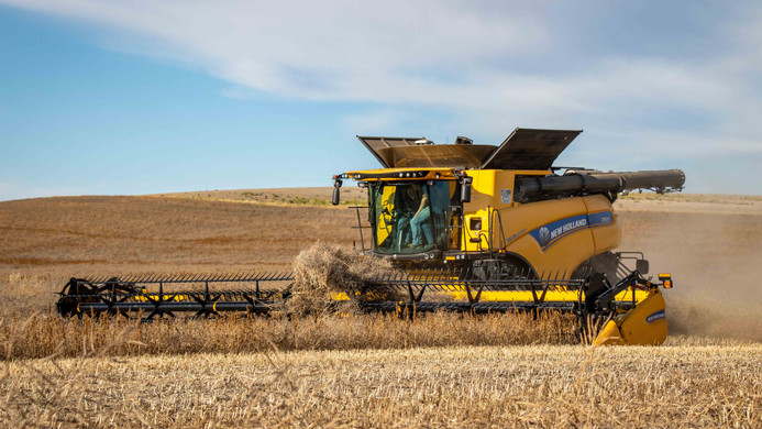 2020 New Holland CR9.90 With Tracks