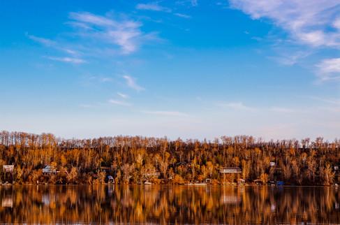 Fall Colors At Wakaw Lake