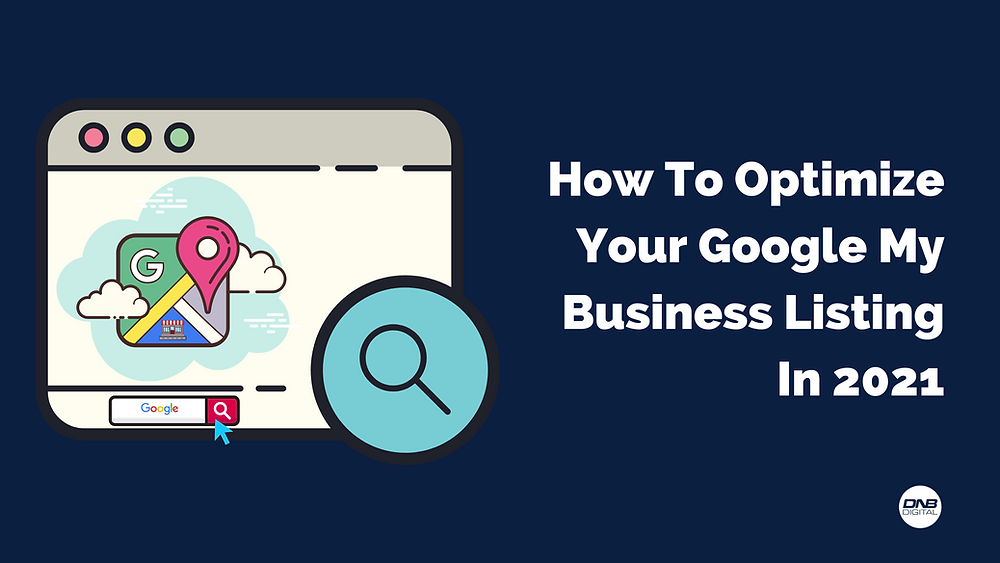 Google My Business Listing Cover Image
