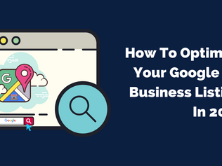 How To Optimize Your Google My Business Listing In 2021