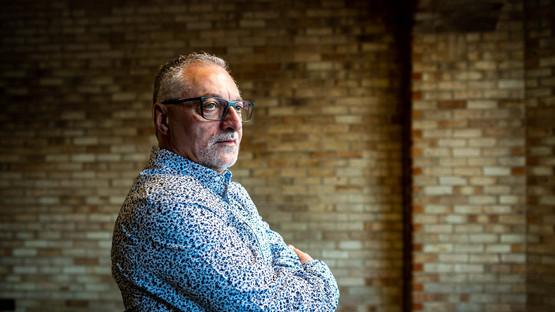 Louis Hounjet Life Coach, Portrait Photo