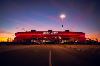 Sasktel Center