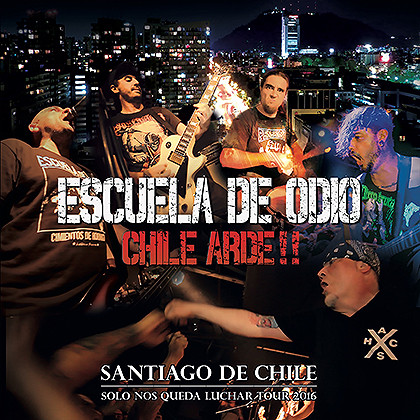CHILE ARDE