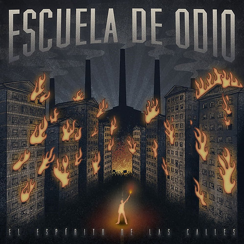 "CD ""El Espíritu De Las Calles"""