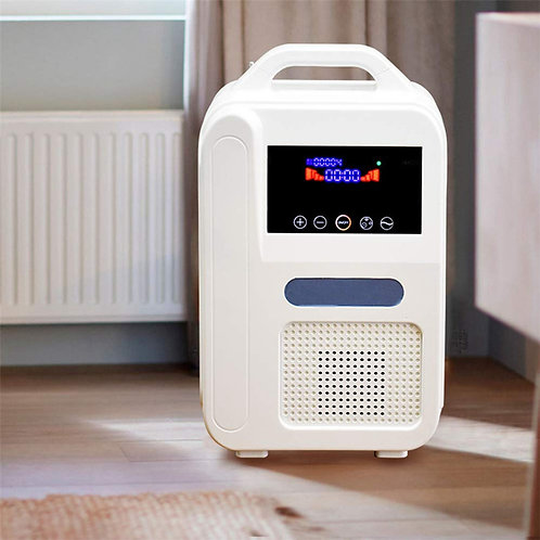 Portable Intelligent Home Oxygen Concentrator