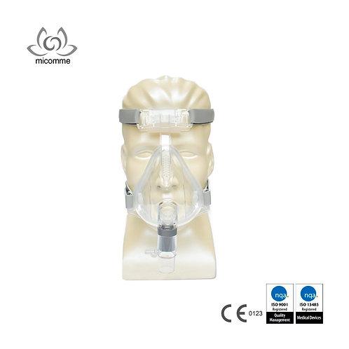 CPAP/APAP/BiPAP Full Face Mask