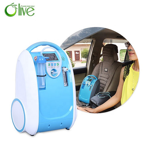 Portable OLV-B1 Oxygen Concentrator With Battery