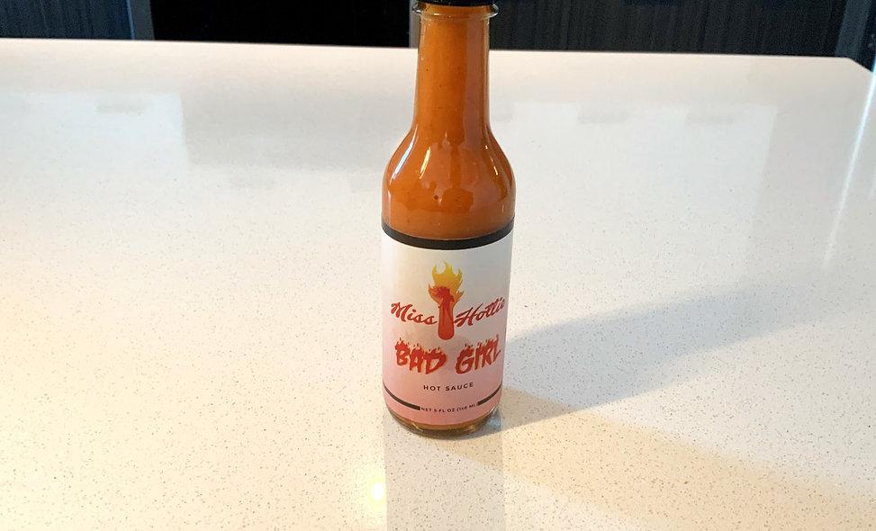 Bad Girl Hot Sauce