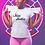 Thumbnail: Miss Hottie T-Shirt (Black Font)