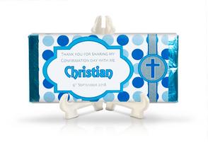 Blue Cross Christening