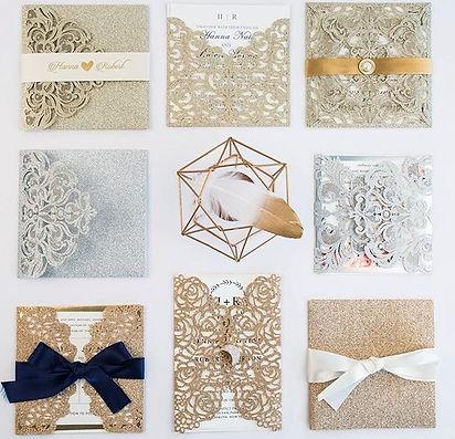 Handmade Wedding Invitations Melbourne