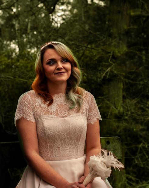 'Wedding In The Woods'