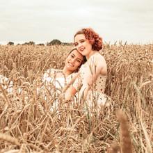 Models - Megan & Saff