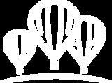 Balloon logo for Lia Blanchard, freelance business writer