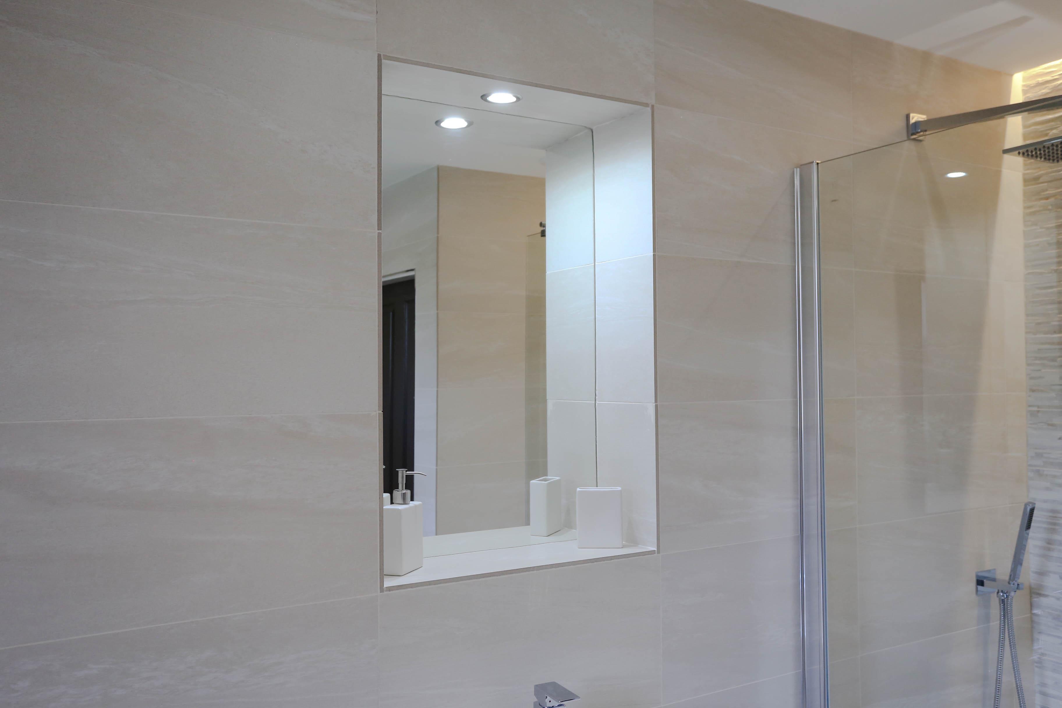 ensuite mirror