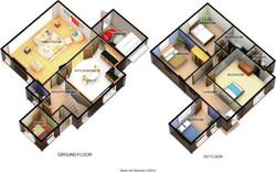 floor plans for Leegate gardens