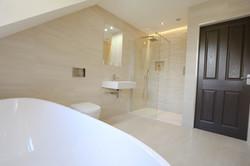 Bathroom main shower