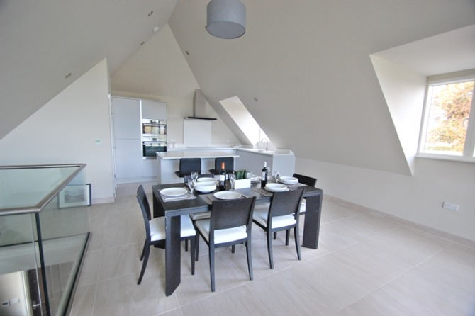 Towerhouse, Ladybrook Barn, Bramhall, barn conversion