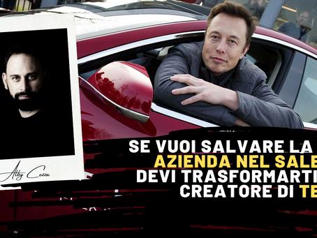 [Trasformarti in Elon Musk se non vuoi Fallire con la Tua Azienda nel Salento]