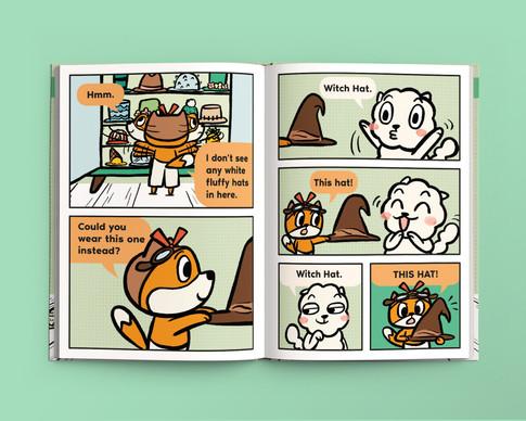 Archie-Reddie-book-hats-Candy-James-sp2.